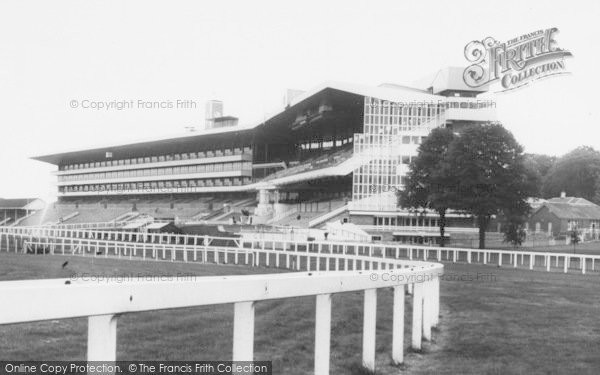 Photo of Ascot, The Grandstand c.1960