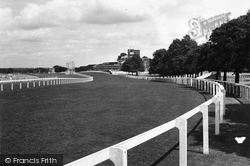 Ascot, The Racecourse c.1955