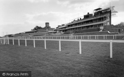 Ascot, The Racecourse c.1960