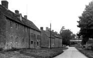Ascott-Under-Wychwood, Church View 1950