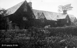 Ascott-Under-Wychwood, Manor House c.1950
