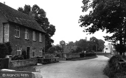 Ascott-Under-Wychwood, The Village 1950