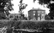 Asfordby, All Saints' Church and the Rectory c1955