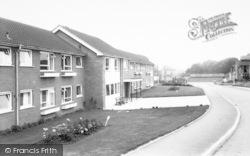 Asfordby, Bradgate Flats c.1960
