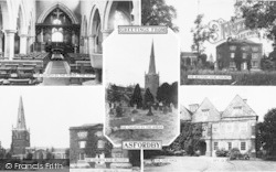 Asfordby, Composite c.1955