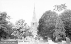 Asfordby, The Church c.1965