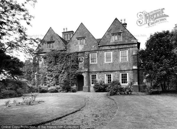 Asfordby, the Old Hall c1955