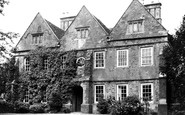 Asfordby, The Old Hall c1960