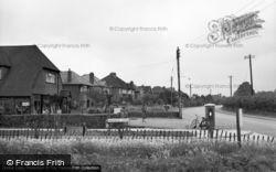 Ash, Aldershot Road 1954