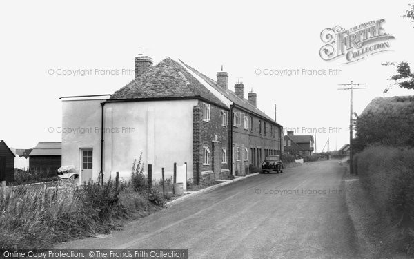 Photo of Ash, Chequers Lane c.1955