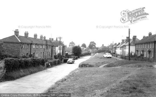 Photo of Ash, Chequers Lane c.1960
