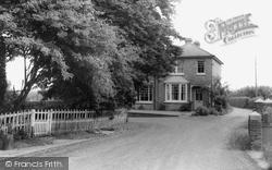 Ash, Cop Street c.1960