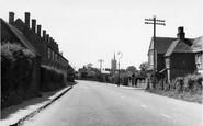 Ash, Entrance To Village c.1955