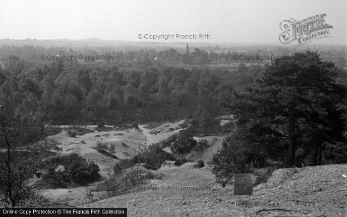 Photo of Ash, General View c.1950