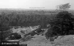 Ash, General View c.1950