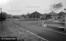 Ash, Grange Farm Road 1960
