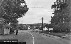 Ash, Guildford Road 1955