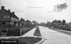 Ash, Longacre Estate 1954