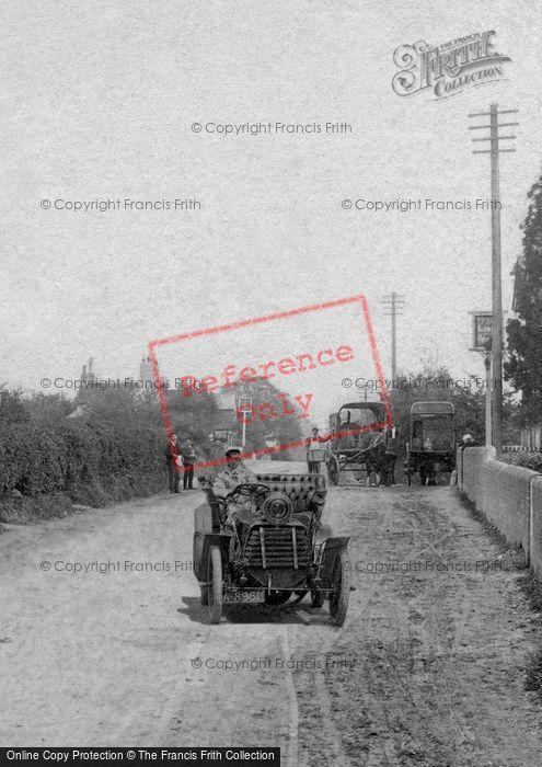 Photo of Ash, Motor Car 1906