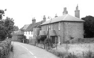 Ash, New Street c.1955