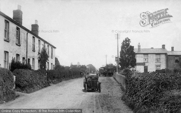 Ash, Pinewoods, Guildford  Road 1906