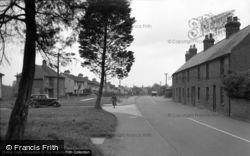 Ash, Shawfield Road 1954