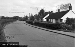 Ash, Shawfield Road 1955