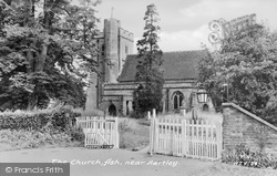 Ash, St Peter And St Paul's Church c.1960