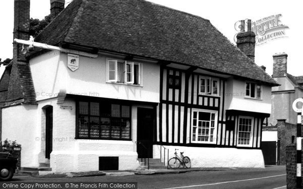 Photo of Ash, the Chequers c1955