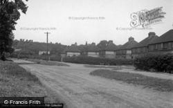 Ash, The Council Estate 1956