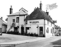 Ash, The Lion Hotel c.1955