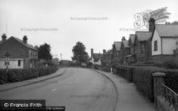 Ash, The Main Road 1954