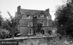 The Manor c.1960, Ash