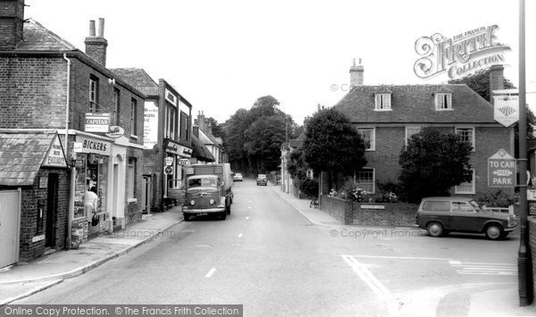Photo of Ash, The Street 1964