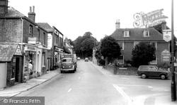 Ash, The Street 1964