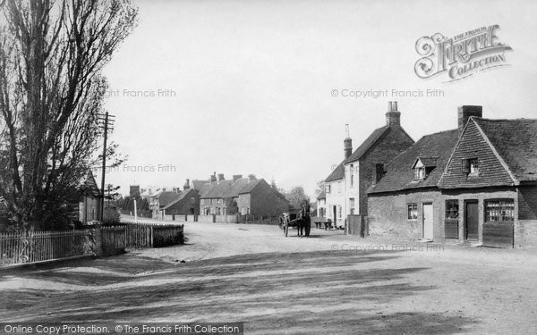 Photo of Ash, The Village 1905