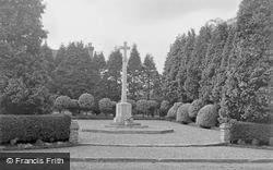 Ash, The War Memorial 1955