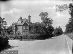 Ash Vale, 1924