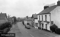 Ash Vale, Ash Vale Road 1960
