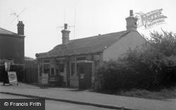 Ash Vale, Bungalow Stores 1956