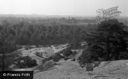Ash Vale, General View 1956