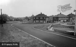 Ash Vale, Grange Farm Road 1960