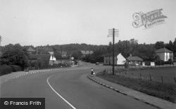 Ash Vale, Guildford Road 1956