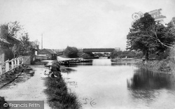 Ash Vale, Harmsworths Boathouse 1905