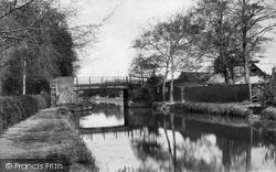 Ash Vale, Heath Vale Bridge 1905