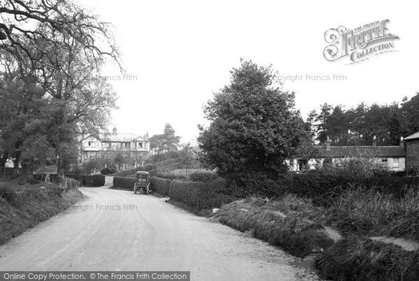 Photo of Ash Vale, Hillside 1921