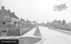 Ash Vale, Longacre Estate 1954