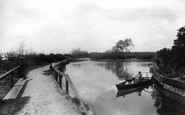 Ash Vale, On The Canal 1905