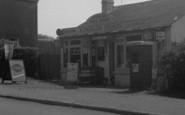 Ash Vale, Post Office 1956