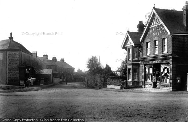 Photo of Ash Vale, Shawfield Road 1908